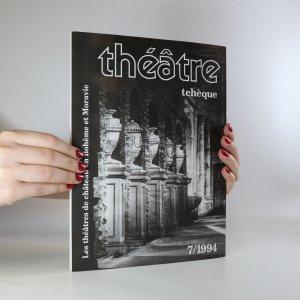 antikvární kniha Czech theatre 7/1994, 1994