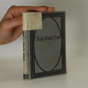 náhled knihy - Das Buch Hiob
