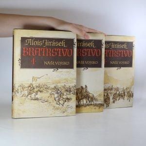 náhled knihy - Bratrstvo I.-III. díl (3 svazky)