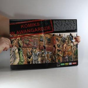náhled knihy - Komiks w awangardzie