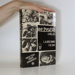náhled knihy - Režiséři (Itálie)