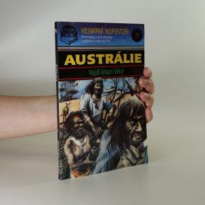 náhled knihy - Austrálie. Najdi létající lišky!
