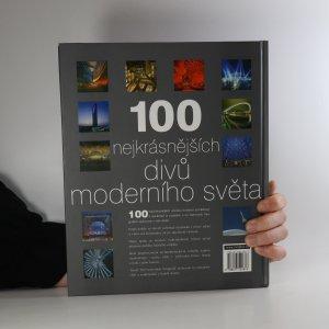 antikvární kniha 100 nejkrásnějších divů moderního světa, 2006