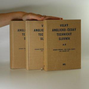 náhled knihy - Velký anglicko-český technický slovník