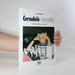 náhled knihy - Černobílé otazníky. Učebnice šachu pro mládež