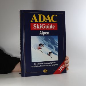 náhled knihy - ADAC SkiGuide. Alpen
