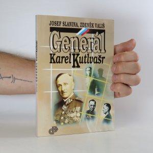 náhled knihy - Generál Karel Kutlvašr