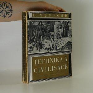náhled knihy - Technika a civilisace