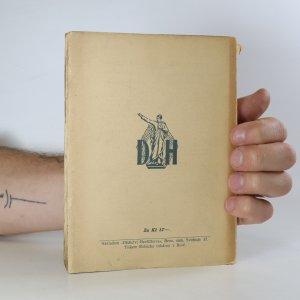 antikvární kniha Vzpomínky z českého života (1. díl), 1924