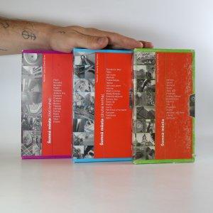 náhled knihy - Šumná města (1.-3. díl)
