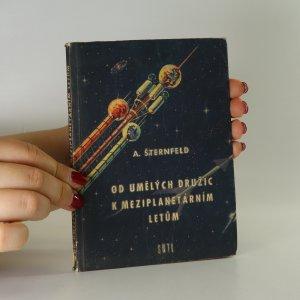 náhled knihy - Od umělých družic k meziplanetárním letům
