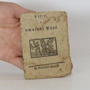 náhled knihy - Píseň o umučení Páně (torzo)