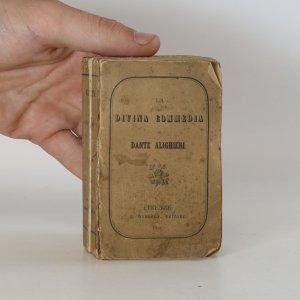 náhled knihy - La Divina Commèdia