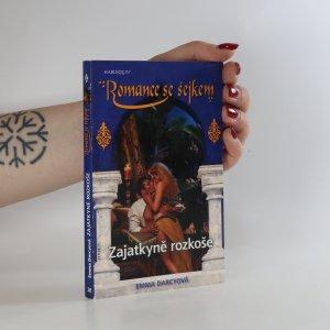 náhled knihy - Zajatkyně rozkoše