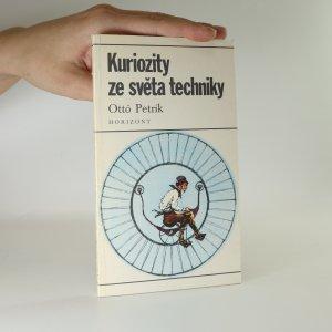 náhled knihy - Kuriozity ze světa techniky