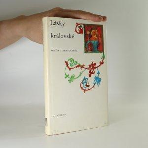náhled knihy - Lásky královské
