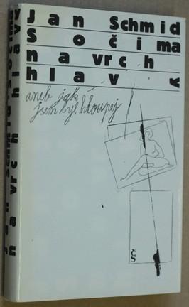 náhled knihy - S očima na vrch hlavy aneb Jak jsem byl hloupej