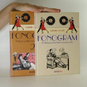 náhled knihy - Fonogram. Fonogram 2. (ve 2 svazcích)