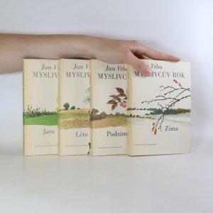 náhled knihy - Myslivcův rok. Jaro, Léto, Podzim, Zima (4 svazky)