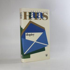 náhled knihy - Dopisy