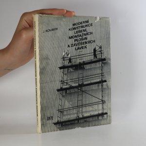 náhled knihy - Moderní konstrukce lešení, montážních plošin a zavěšených lávek