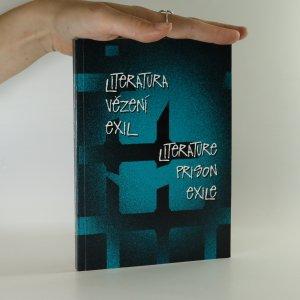 náhled knihy - Literatura, vězení, exil