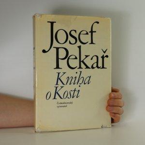 náhled knihy - Kniha o Kosti