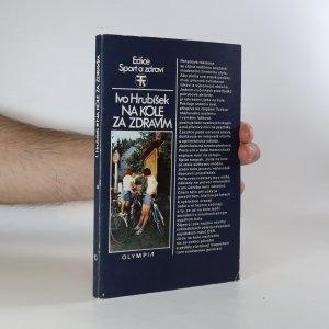 náhled knihy - Na kole za zdravím