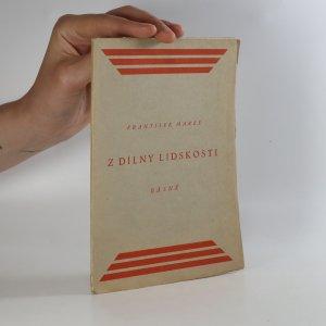 náhled knihy - Z dílny lidskosti