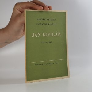 náhled knihy - Jan Kollár