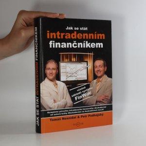 náhled knihy - Jak se stát intradenním finančníkem