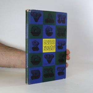 náhled knihy - Vánoční povídky
