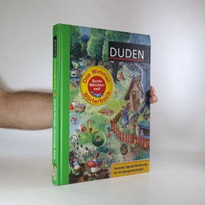 náhled knihy - Duden. Das Wimmel-Wörterbuch. Bunte Märchenwelt