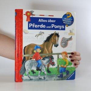 náhled knihy - Alles über Pferde und Ponys