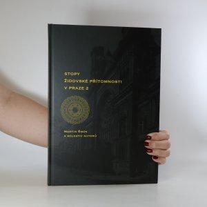 náhled knihy - Stopy židovské přítomnosti v Praze 2