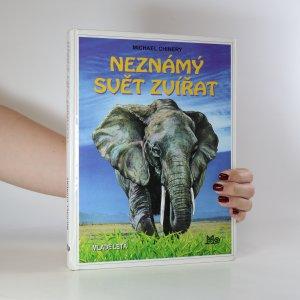 náhled knihy - Neznámý svět zvířat