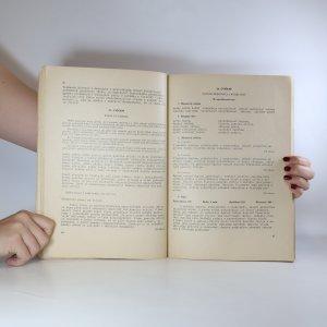 antikvární kniha Technika administrativy 1. Výcvik v psaní strojem, 1957