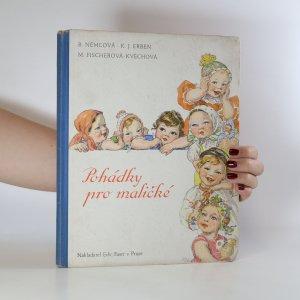 náhled knihy - Pohádky pro maličké