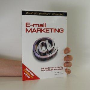 náhled knihy - E-mail marketing. Jak pečovat o klienty a prodávat e-mailem