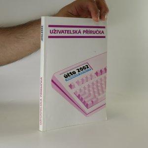 náhled knihy - Uživatelská příručka. Jednoduché účetnictví 2002. Účto2002