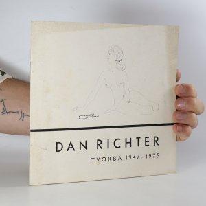 náhled knihy - Dan Richter. Tvorba 1947-1975