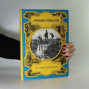 náhled knihy - Dva roky prázdnin