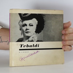 náhled knihy - Tebaldi (chybí LP deska)