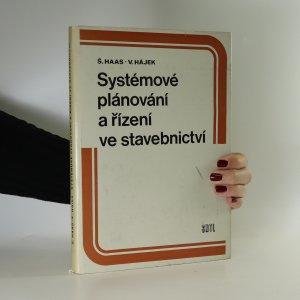 náhled knihy - Systémové plánování a řízení ve stavebnictví