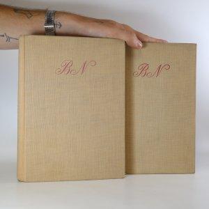 náhled knihy - Život Boženy Němcové, Dopisy a dokumenty do roku 1848 (1.-2. díl)