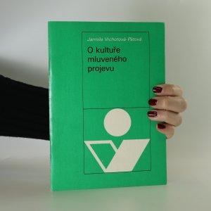 náhled knihy - O kultuře mluveného projevu
