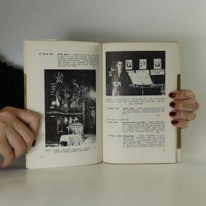 antikvární kniha Pět let Lyry Pragensis, 1972