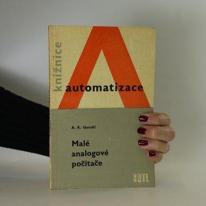 náhled knihy - Malé analogové počítače