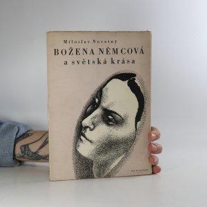 náhled knihy - Božena Němcová a světská krása