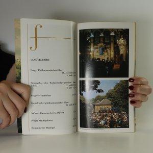antikvární kniha Prager Frühling, neuveden